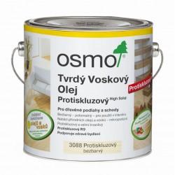 Tvrdý voskový olej protiskluzový