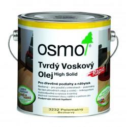 Tvrdý voskový olej Rapid