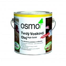 Tvrdý voskový olej barevný