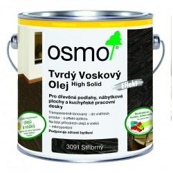 Tvrdý voskový olej Effekt