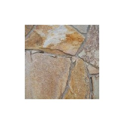 Rula zlatá (Řezaná mozaika)